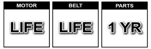 lifemaster 8550w warranty