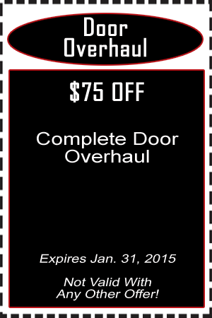Coupon Door Overhaul